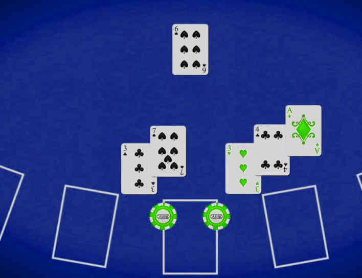 Penghitungan kartu Blackjack online