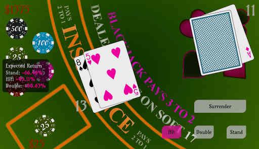 blackjack trainer online