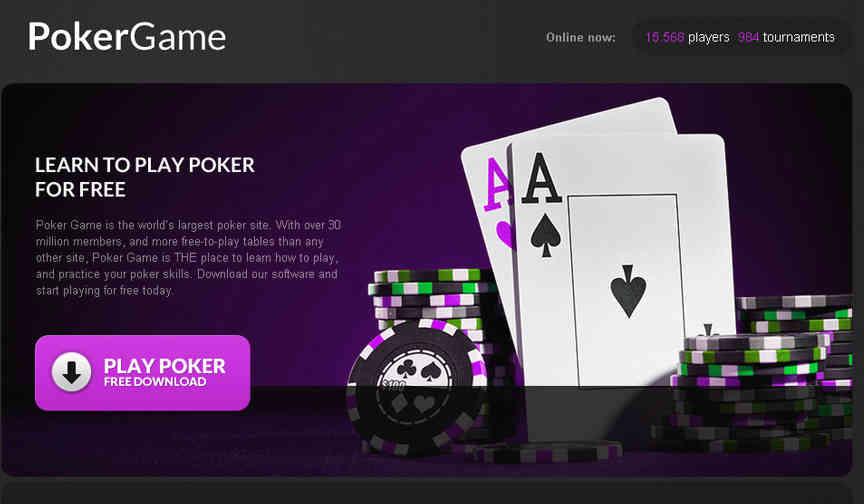 situs poker gratis