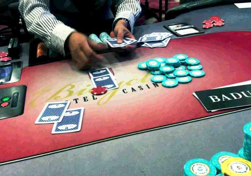 Badugi poker online